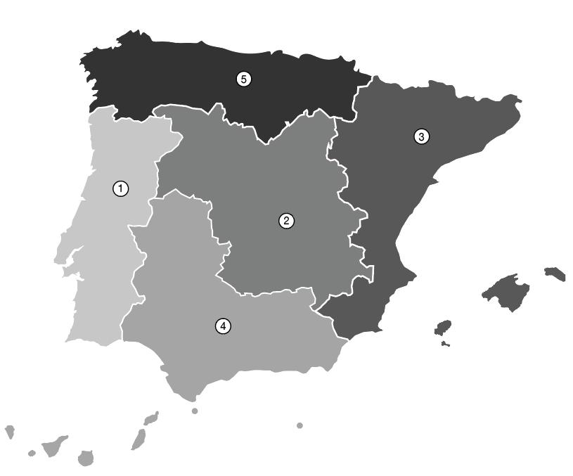Zonas comerciales Adagio PRO