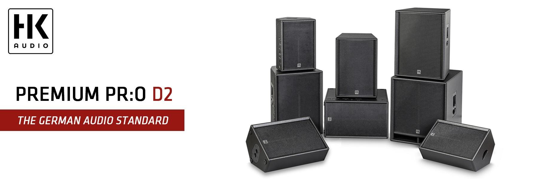 HK Audio Premium PRO D2